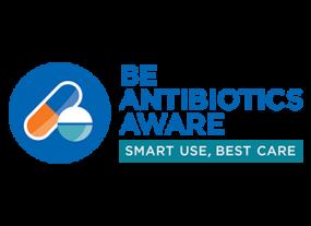 Proud To Support Be Antibiotics Aware