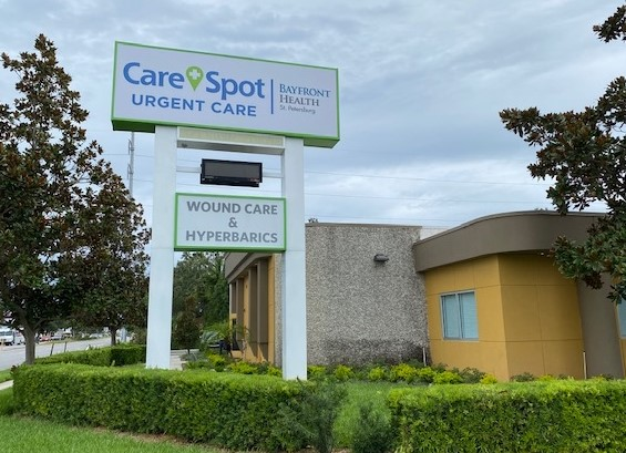 Image of St. Petersburg CareSpot Clinic
